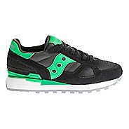 Womens Saucony Shadow Original Casual Shoe - Charcoal/Teal 7