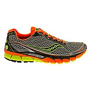 Mens Saucony Ride 7 ViZiGLO Running Shoe