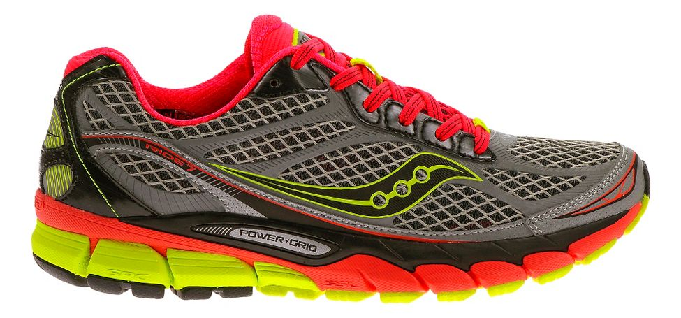 Saucony Ride 7 ViZiGLO Running Shoe