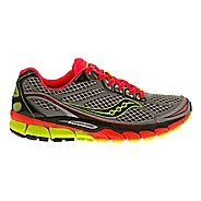 Womens Saucony Ride 7 ViZiGLO Running Shoe