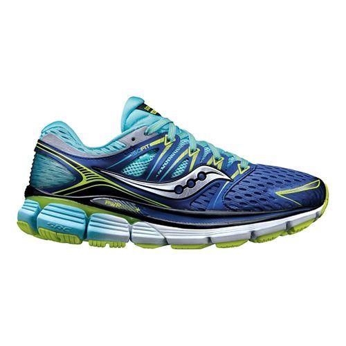 Womens Saucony Triumph ISO Running Shoe - Purple 8