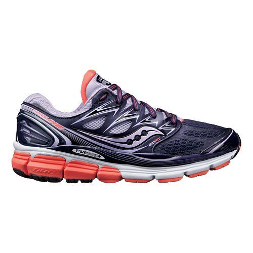 Womens Saucony Hurricane ISO Running Shoe - Purple/Lavender 5.5