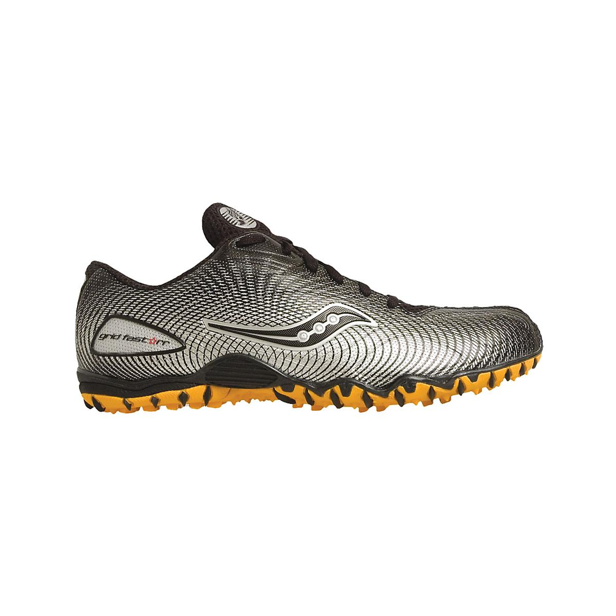 Mens Saucony Grid Fast Star RR Cross Country Shoe at Road