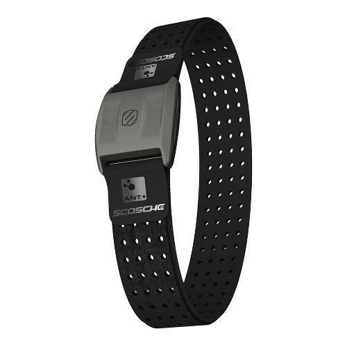 Scosche Rhythm + Heart Rate Monitor - Black