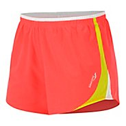 Womens Saucony Stryder Unlined Shorts