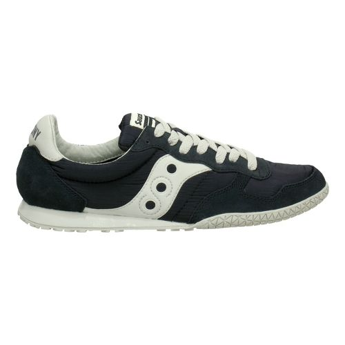 Mens Saucony Bullet Casual Shoe - Dark Grey/Cement 11.5