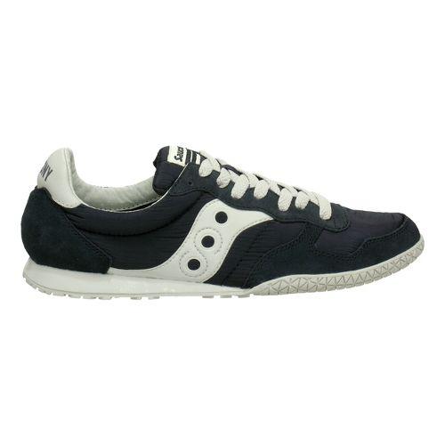 Mens Saucony Bullet Casual Shoe - Dark Grey/Cement 8.5