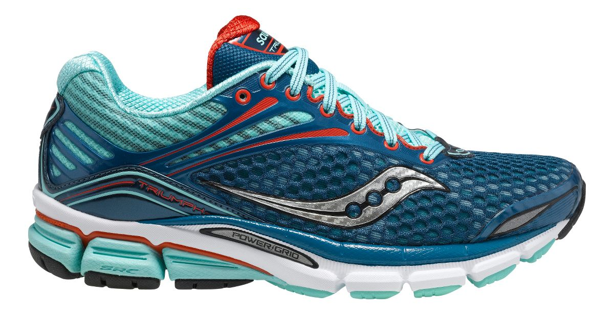 womens saucony triumph 11 running shoe at road runner sports