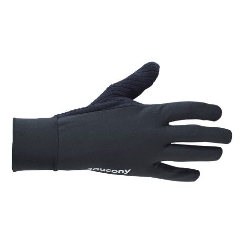 Saucony Ultimate Touch-Tek Glove Handwear - Black XS