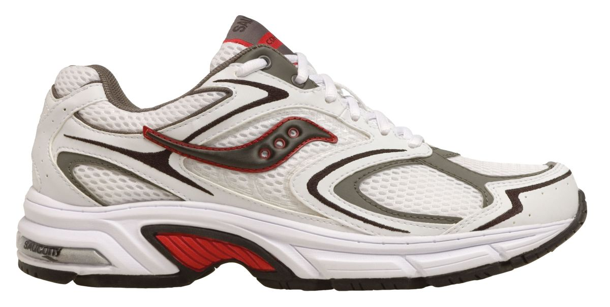 mens saucony grid cohesion running shoe at road runner sports