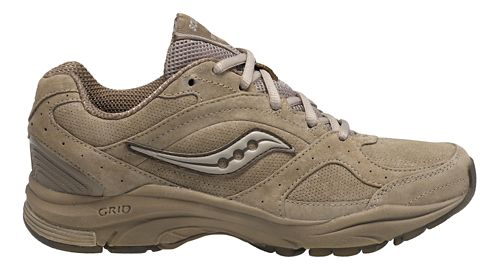 Womens Saucony Grid Integrity ST2 Walking Shoe - Stone 7.5