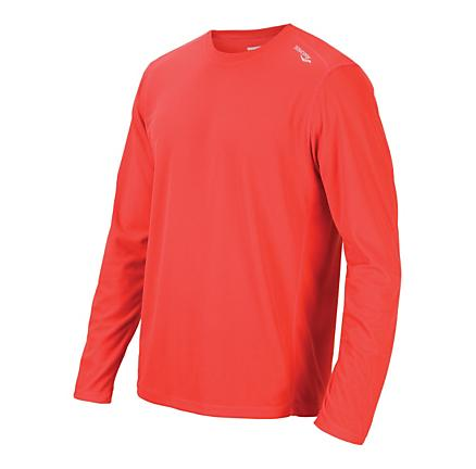 Mens Saucony Hydramax Long Sleeve No Zip Technical Tops