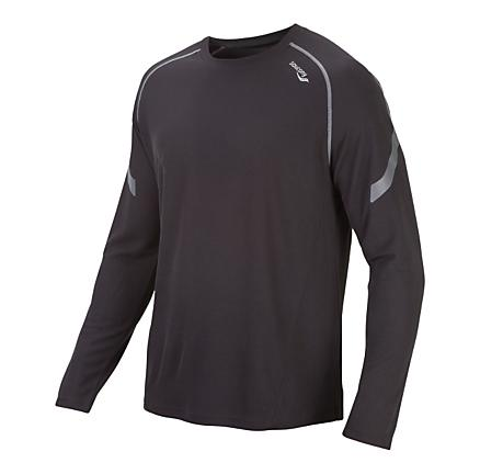 Mens Saucony Run Strong Long Sleeve No Zip Technical Tops