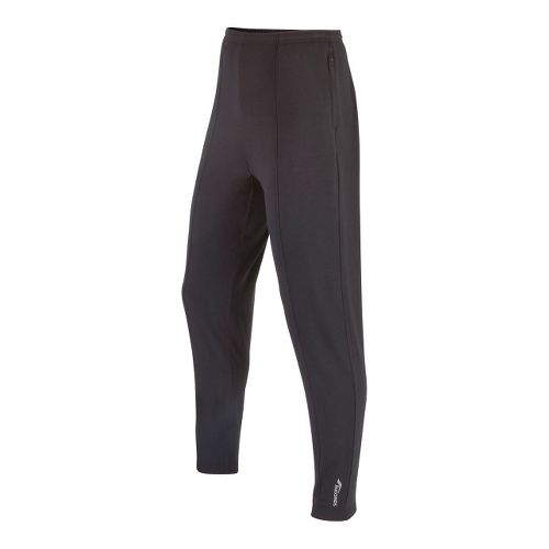 Mens Saucony Boston Full Length Pants - Black XXL