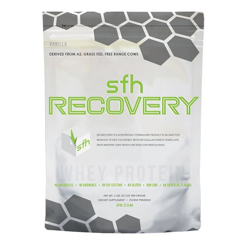 SFH Recovery 2 pound Bag Nutrition - null