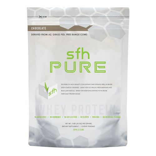 SFH Pure Whey 2 pound Bag Nutrition - null