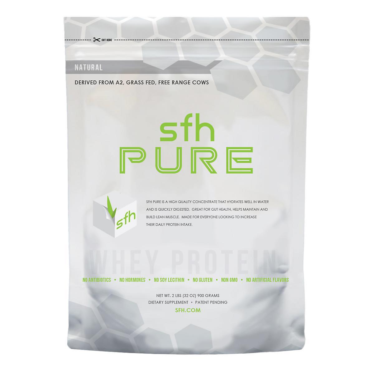SFH�Pure Whey 2 pound Bag