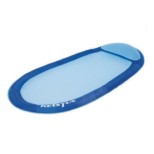 SwimWays Kelsyus Floating Hammock Fitness Equipment - Blue