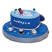 SwimWays Kelsyus Floating Cooler Fitness Equipment