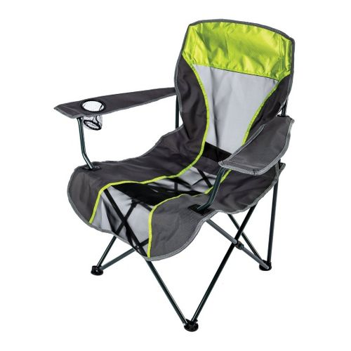 SwimWays Kelsyus Backpack Quad Chair Fitness Equipment - Lime/Grey