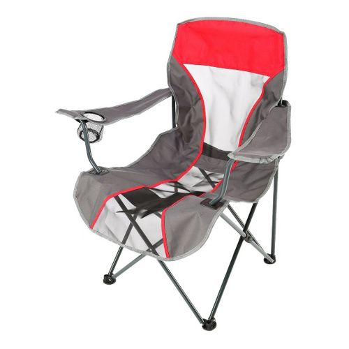 SwimWays Kelsyus Backpack Quad Chair Fitness Equipment - Red/Grey