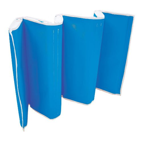 SwimWays Kelsyus Fold a Float Fitness Equipment - Blue