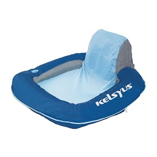 SwimWays Kelsyus Floating Chair Fitness Equipment - Blue