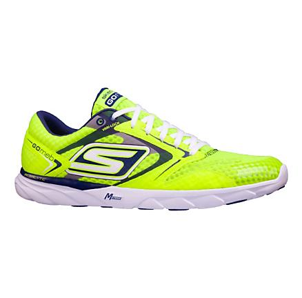 Mens Skechers GO Speed Runner Racing Shoe