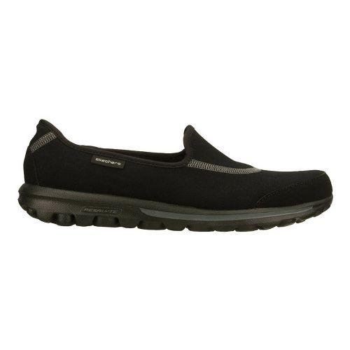Womens Skechers GOWalk Walking Shoe - Black 6.5