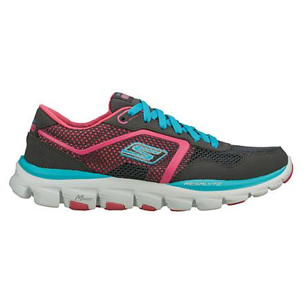 Womens Skechers GOrun Ride - Ultra Running Shoe