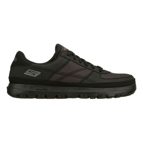 Mens Skechers on the GO - Court Walking Shoe - Black 11.5
