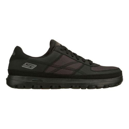 Mens Skechers on the GO - Court Walking Shoe - Black 12.5