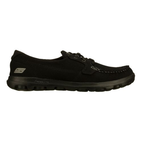 Womens Skechers on-the-GO - Unite Walking Shoe - Black/Black 5