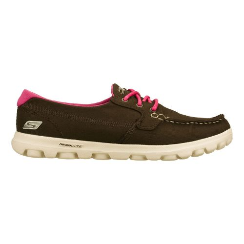 Womens Skechers on-the-GO - Unite Walking Shoe - Chocolate 9.5