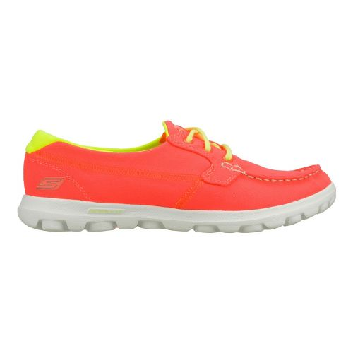 Womens Skechers on-the-GO - Unite Walking Shoe - Coral 7