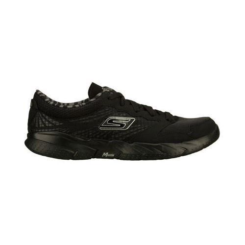 Womens Skechers GO Fit Running Shoe - Black 11