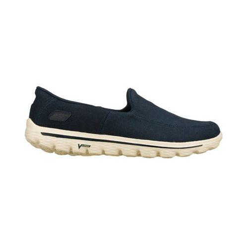 Mens Skechers GO Walk 2 - Maine Walking Shoe - Navy 8.5