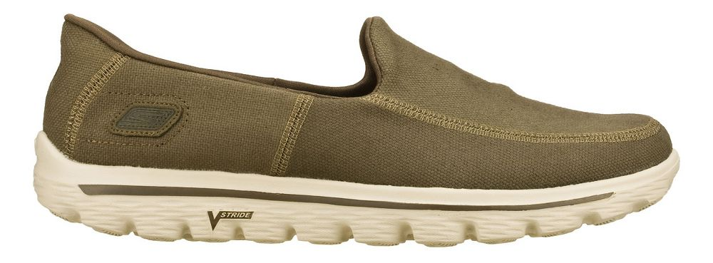 mens skechers go walk 2 athletic running shoes maine