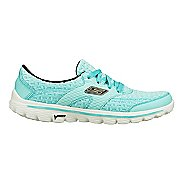 Womens Skechers GO Walk 2 - Nite Owl Walking Shoe