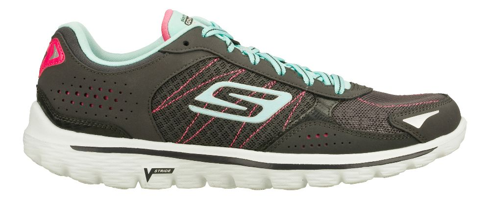 womens skechers go walk 2 flash athletic shoes ebay