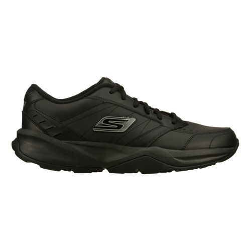 Mens Skechers GO Train - ACE Cross Training Shoe - Black 12.5