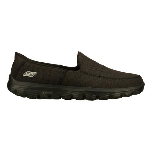 Mens Skechers GO Walk 2 - Switch Walking Shoe - Black 11
