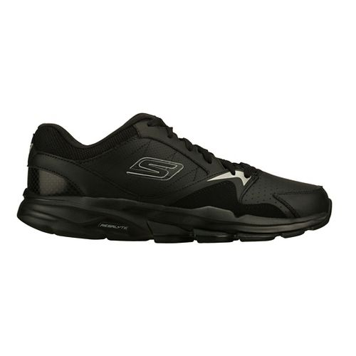 Mens Skechers GO Train - Supreme Cross Training Shoe - Black 10
