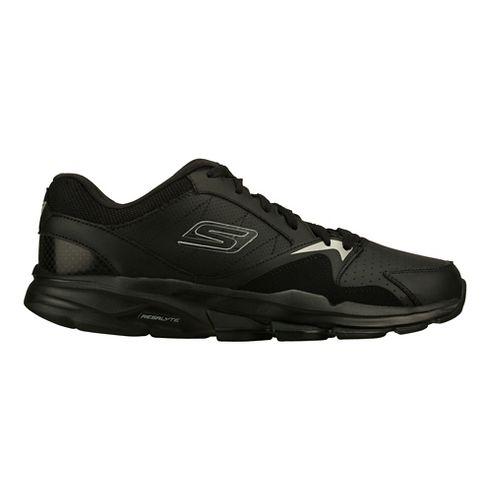 Mens Skechers GO Train - Supreme Cross Training Shoe - Black 10.5