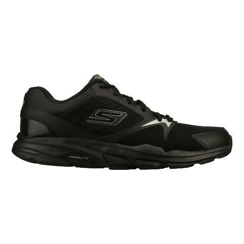 Mens Skechers GO Train - Supreme X Cross Training Shoe - Black 7.5