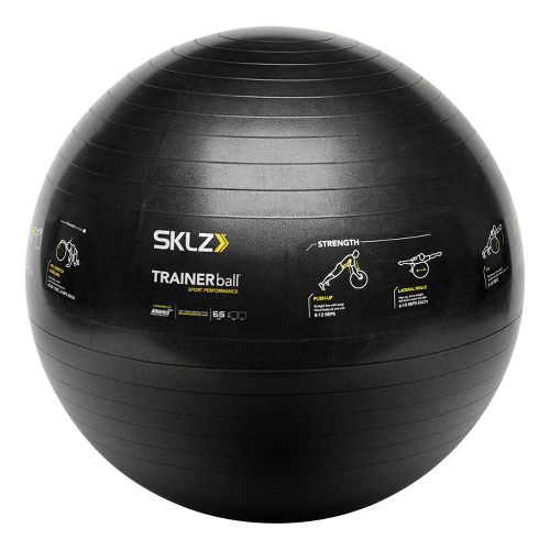 SKLZ TRAINERball 65cm Sport Performance Fitness Equipment - Black