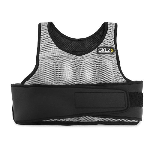 SKLZ Weighted Vest Fitness Equipment - Silver/Black