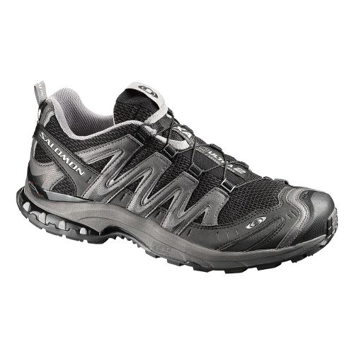Mens Salomon XA Pro 3D Ultra 2 Trail Running Shoe - Black 9