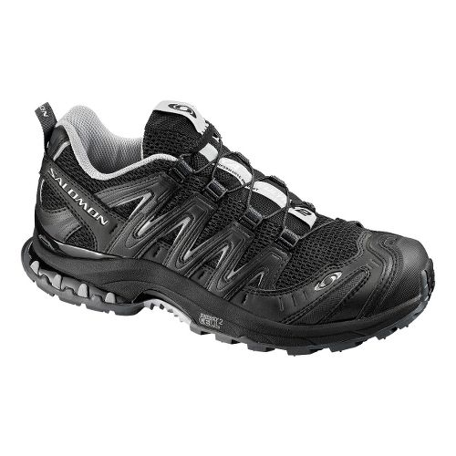 Womens Salomon XA Pro 3D Ultra 2 Trail Running Shoe - Black 7.5