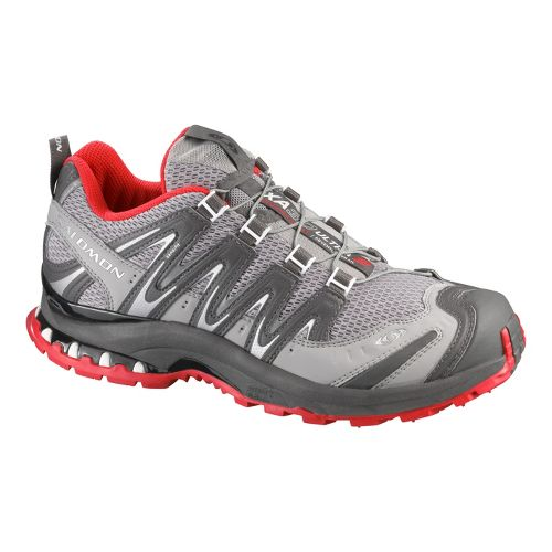 Womens Salomon XA Pro 3D Ultra 2 Trail Running Shoe - Grey 8